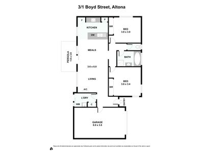 3 / 1 Boyd Street, Altona