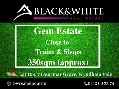 7 Laurimar Grove, Wyndham Vale