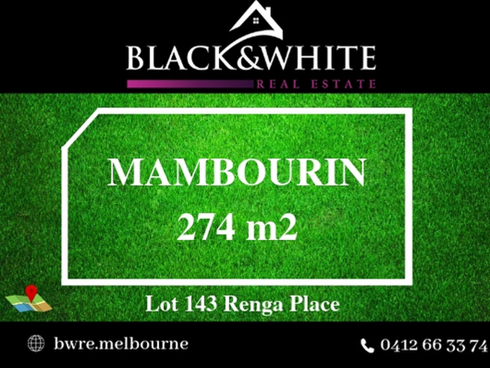 1 Renga Place, Mambourin