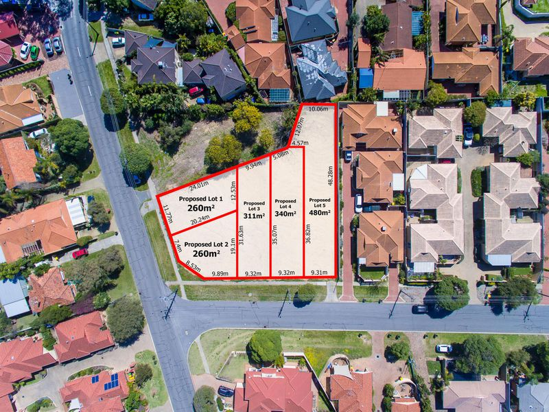 Lot 3, 4 Ramsdale Street, Scarborough