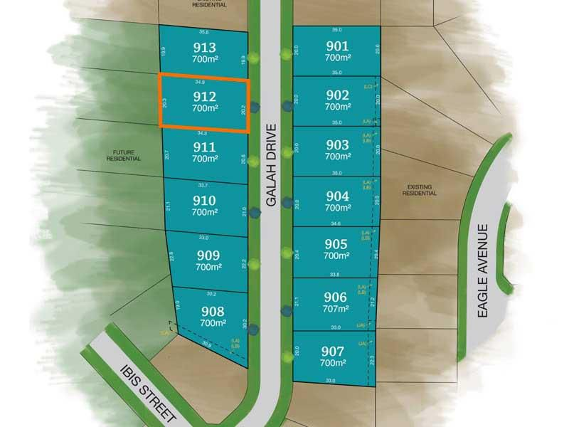 Lot 912 Galah Drive, Tamworth