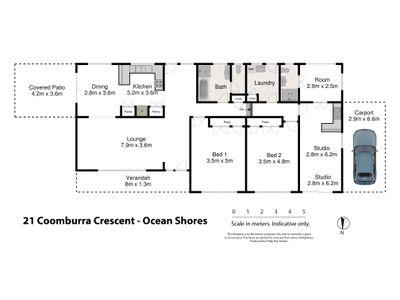 21 Coomburra Crescent, Ocean Shores