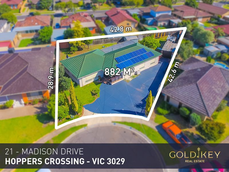 21 Madison Drive, Hoppers Crossing