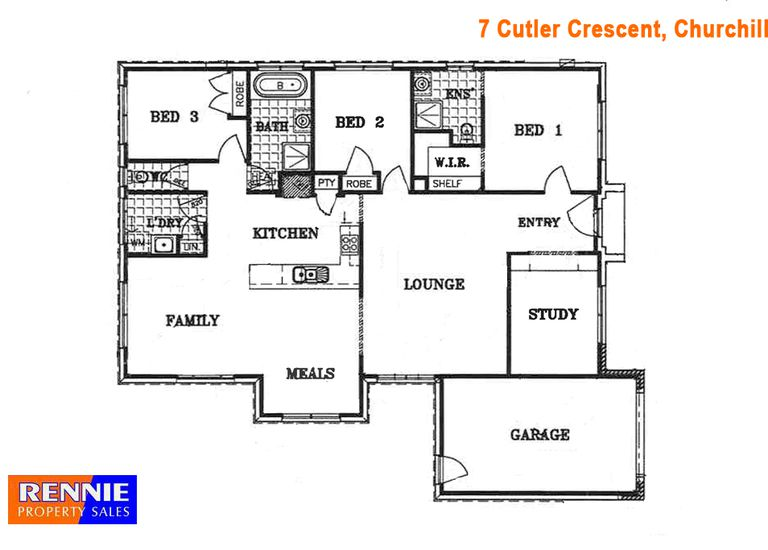 7 Cutler Crescent, Churchill