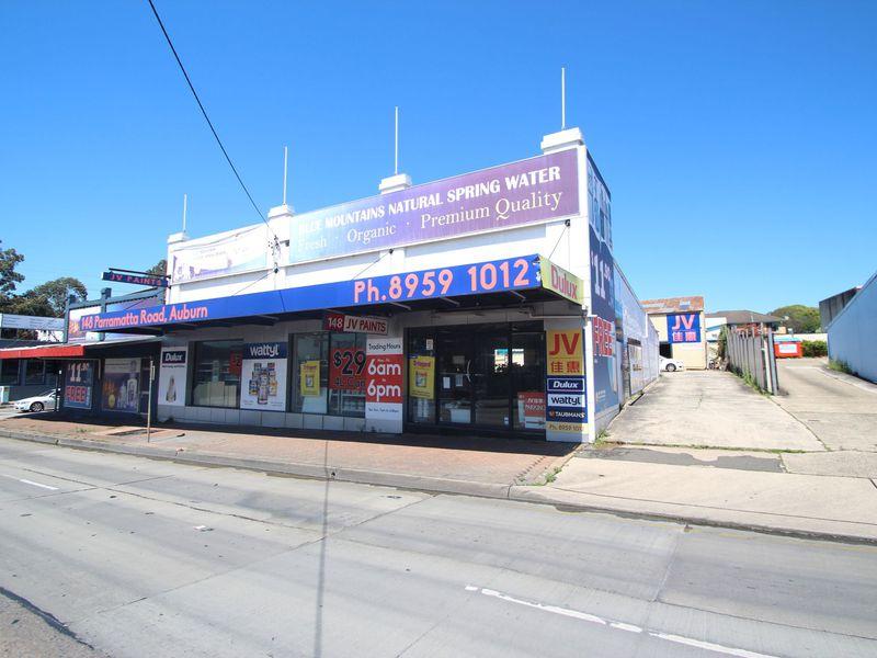 146-148 Parramatta Road, Auburn