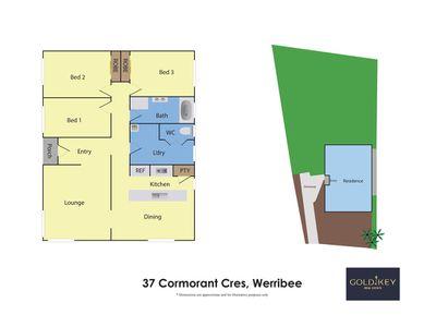 37 Cormorant Crescent, Werribee