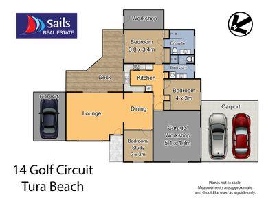 1 / 14 Golf Circuit, Tura Beach