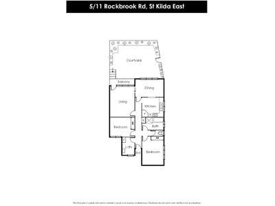 5 / 11 Rockbrook Road, St Kilda East