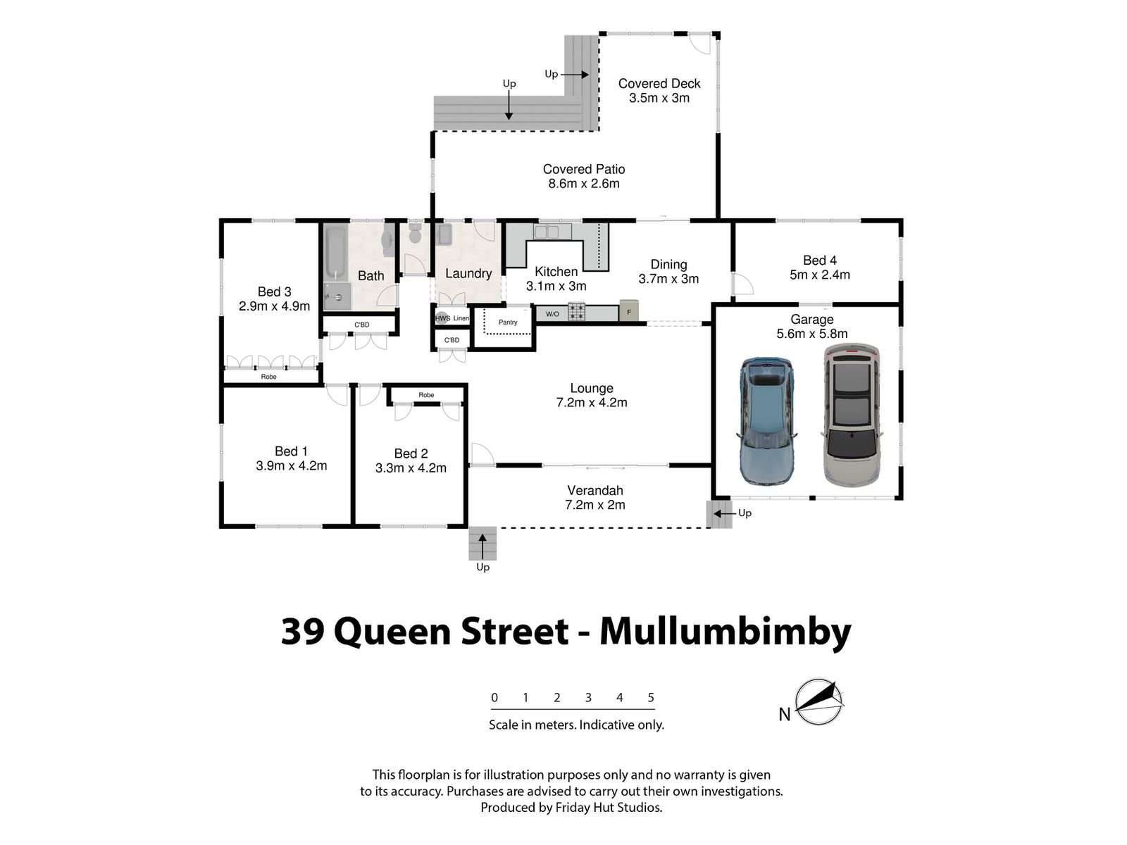 39 Queen Street, Mullumbimby
