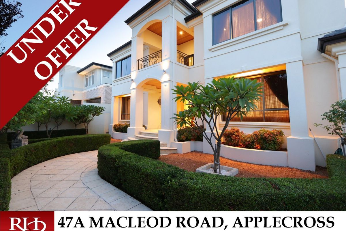 * UNDER OFFER * HUGE STUNNING FAMILY HOME ON 964M2 GREEN TITLE BLOCK