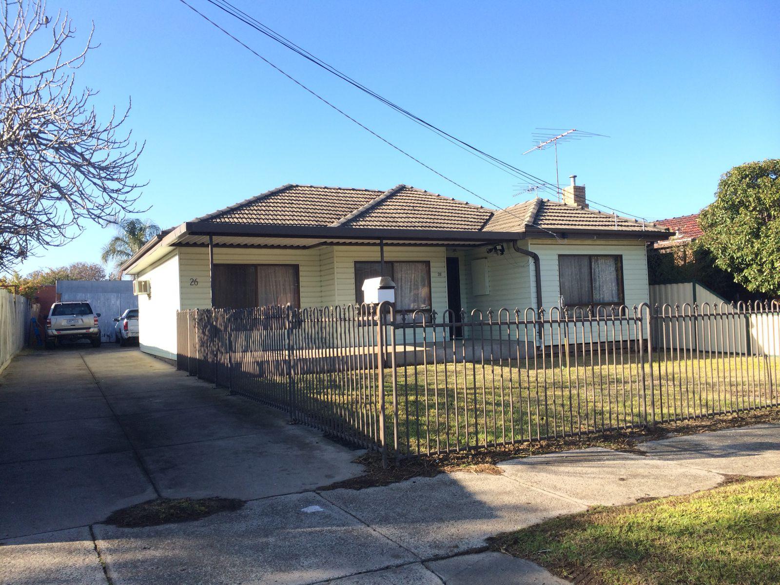 26 Camperdown Avenue, Sunshine North