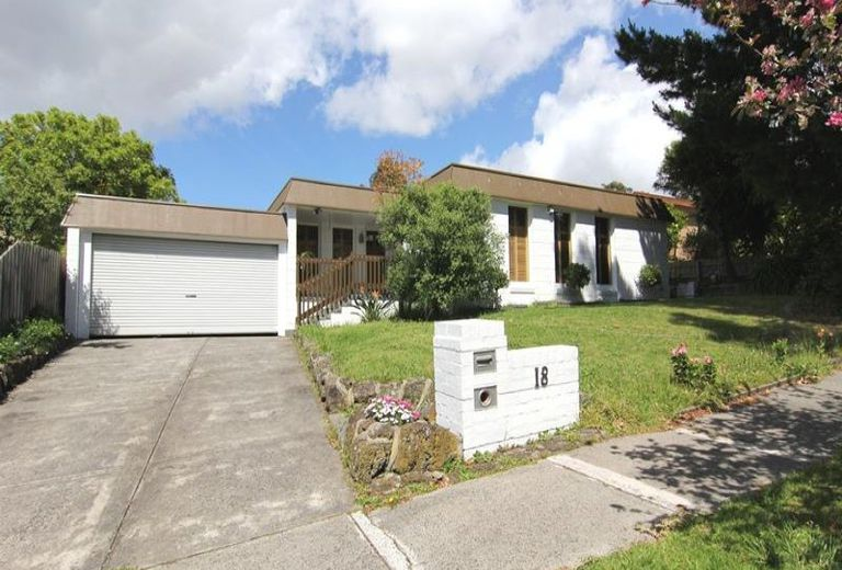 18 Ajax Drive, Wheelers Hill