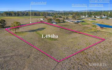 Lot 2 Allan Creek Road , Gleneagle