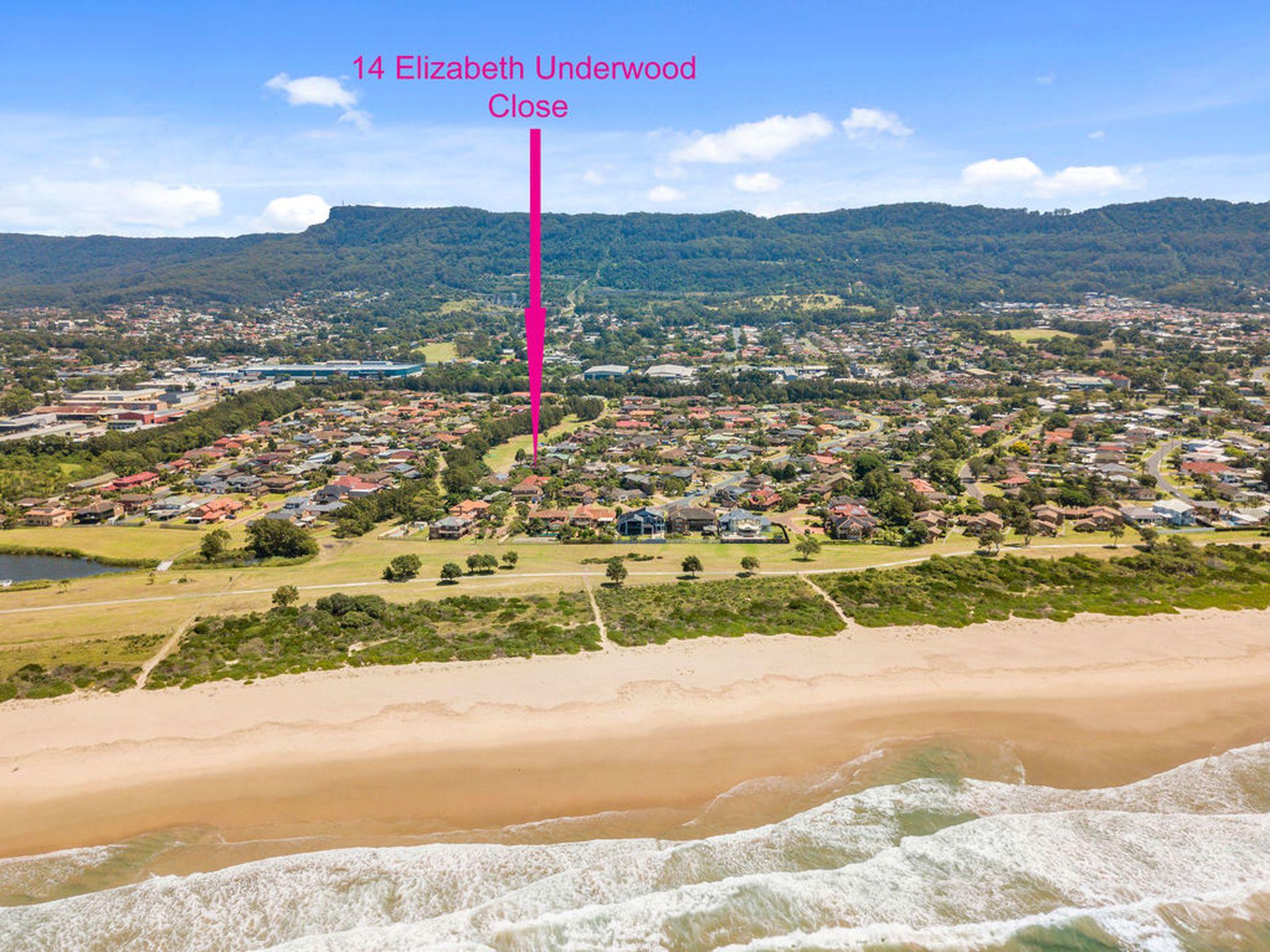 14 Elizabeth Underwood Close, Woonona