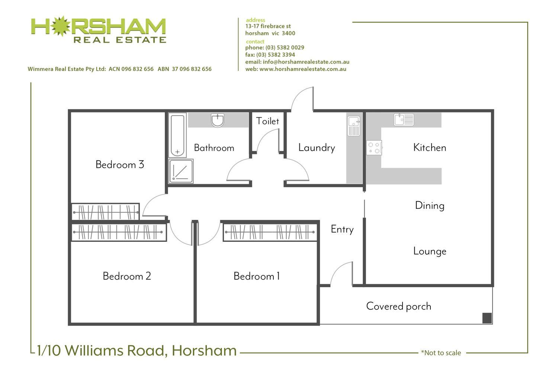 1 / 10 Williams Road, Horsham