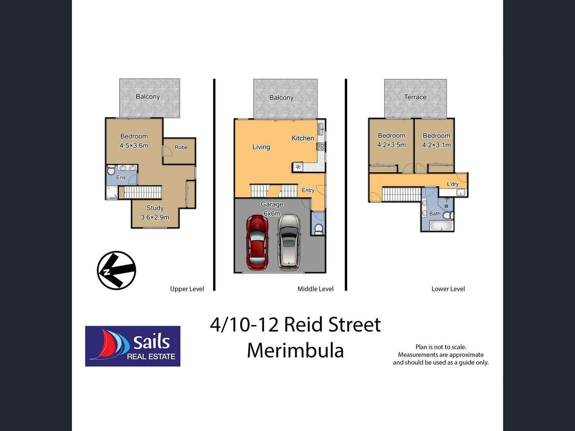 4 / 10 Reid Street, Merimbula