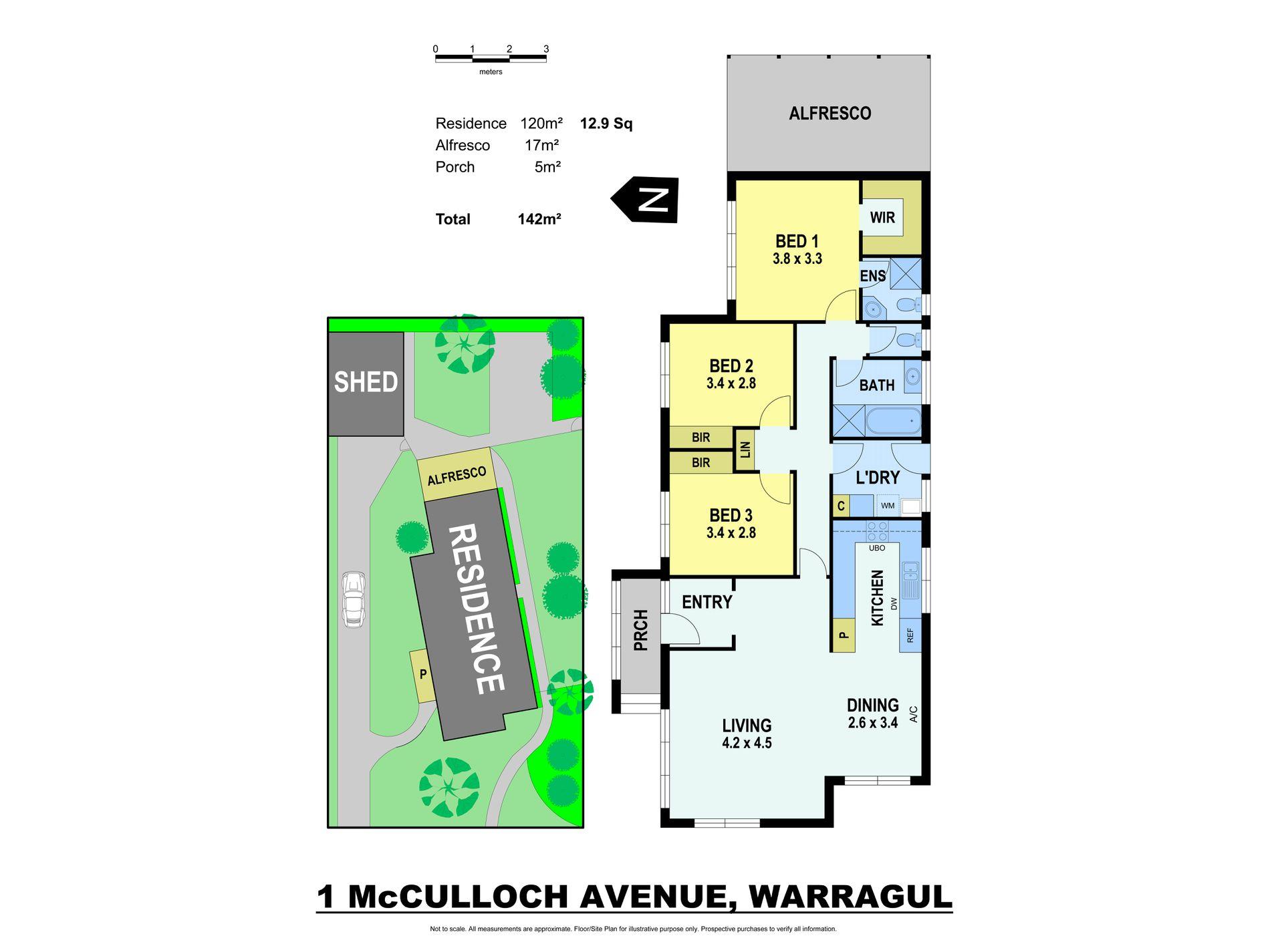 1 McCulloch Avenue, Warragul