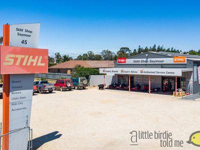 Stihl Shop Seymour