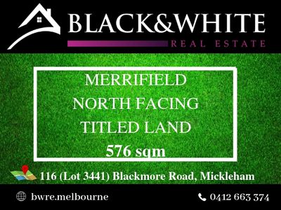 116 Blackmore Road, Mickleham