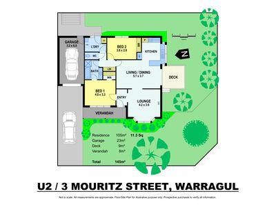 2 / 13 Mouritz Street, Warragul