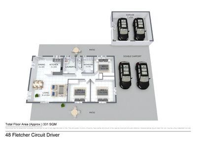 48 Fletcher Circuit, Driver
