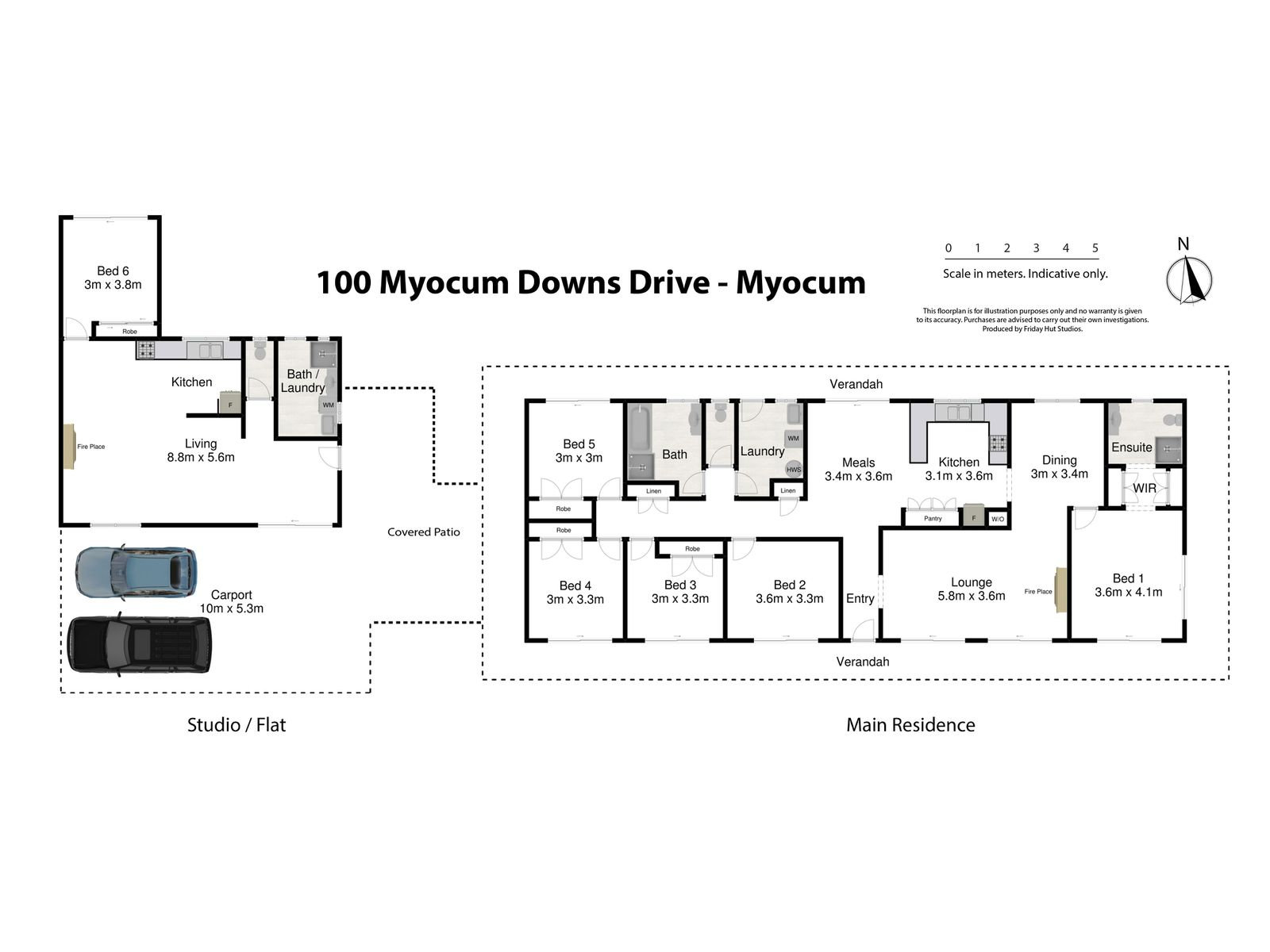 100 Myocum Downs Drive, Myocum