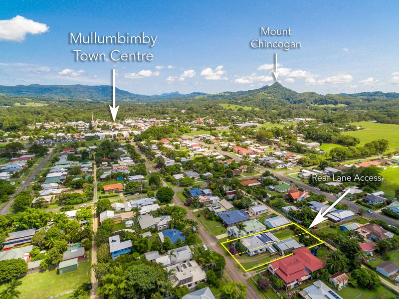 38 New City Road, Mullumbimby