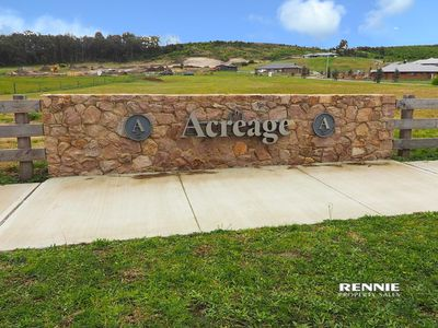 Stage 2 The Acreage, Tyers