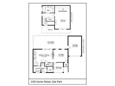 2 / 35 Xavier Street, Oak Park