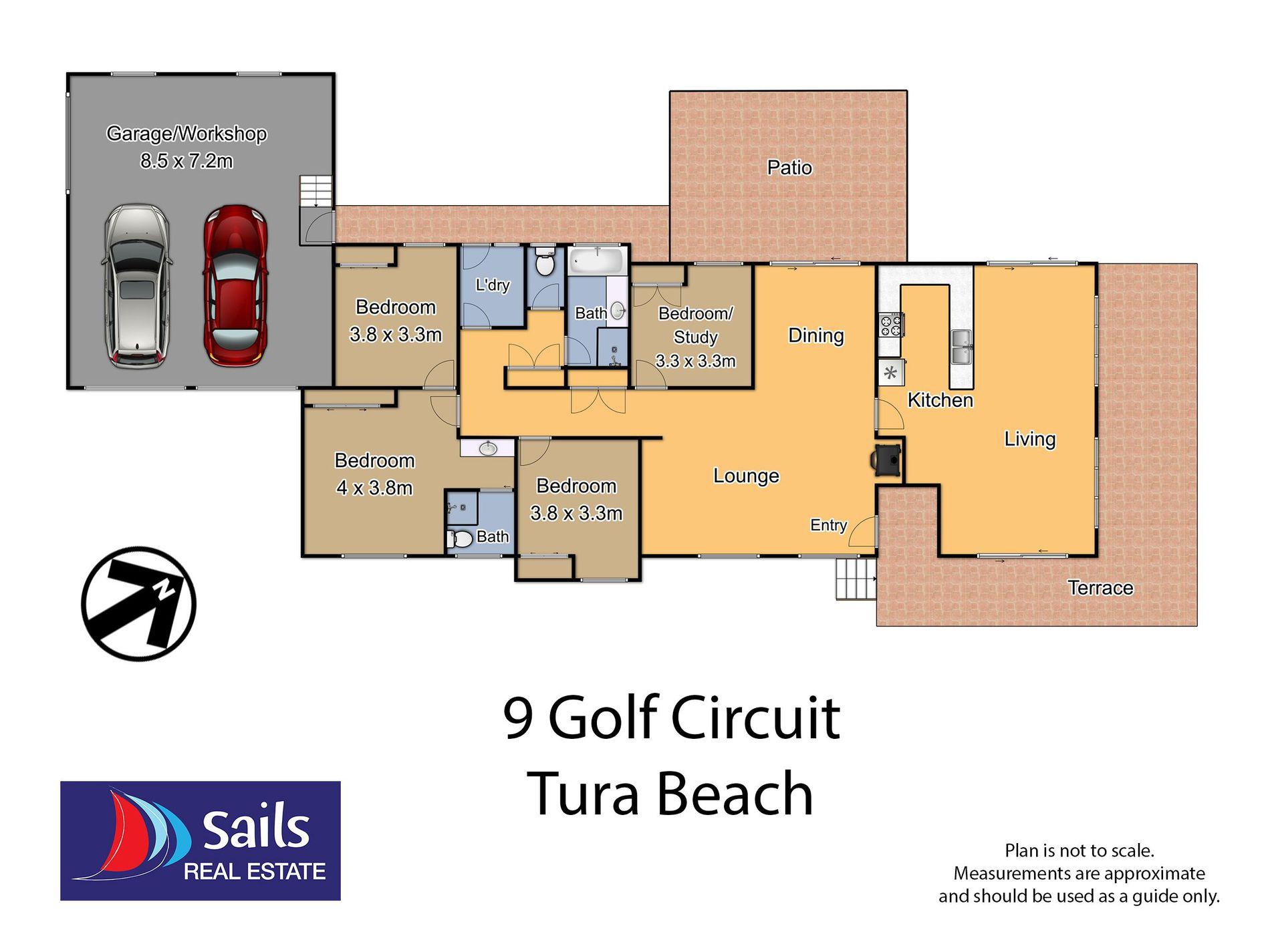9 Golf Circuit, Tura Beach