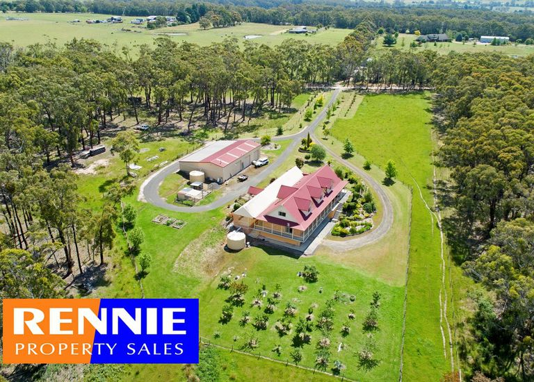 370 Colleys Road, Yinnar South