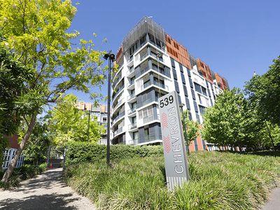 704 / 539 Saint Kilda Road, Melbourne