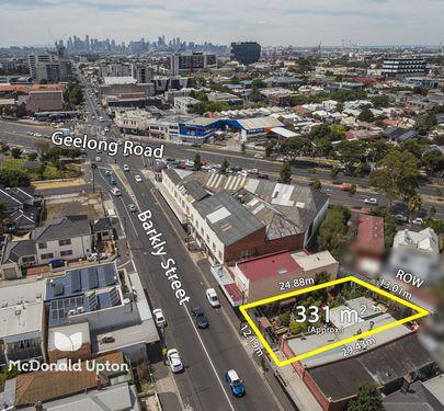 357 Barkly Street, Footscray