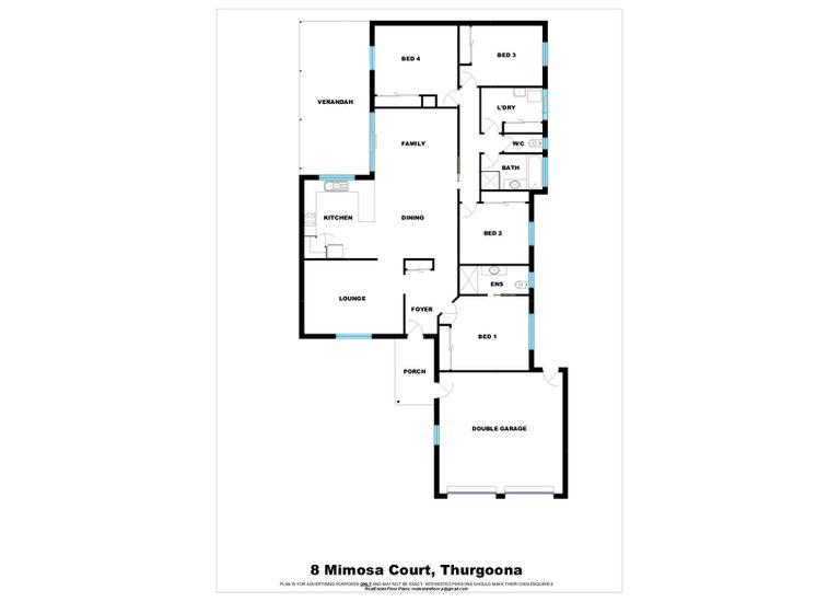 8 Mimosa Court, Thurgoona