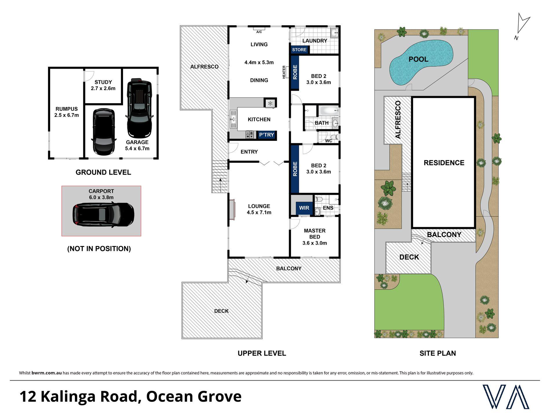 12 Kalinga Road, Ocean Grove
