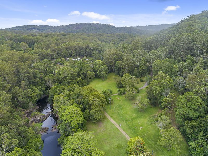 Hideaway Acreage with River Frontage