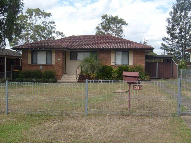 23 Shackleton Avenue, Tregear