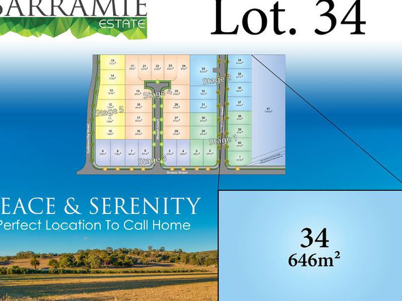 Lot 34, Goldsworthy Street, Springdale Heights
