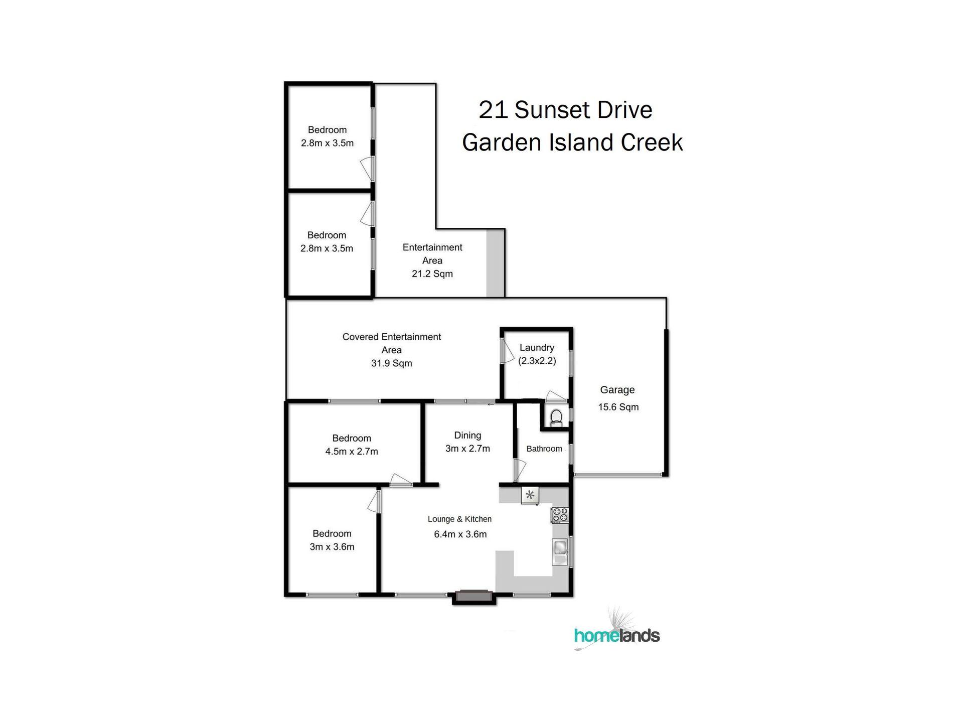 21 Sunset Drive, Garden Island Creek