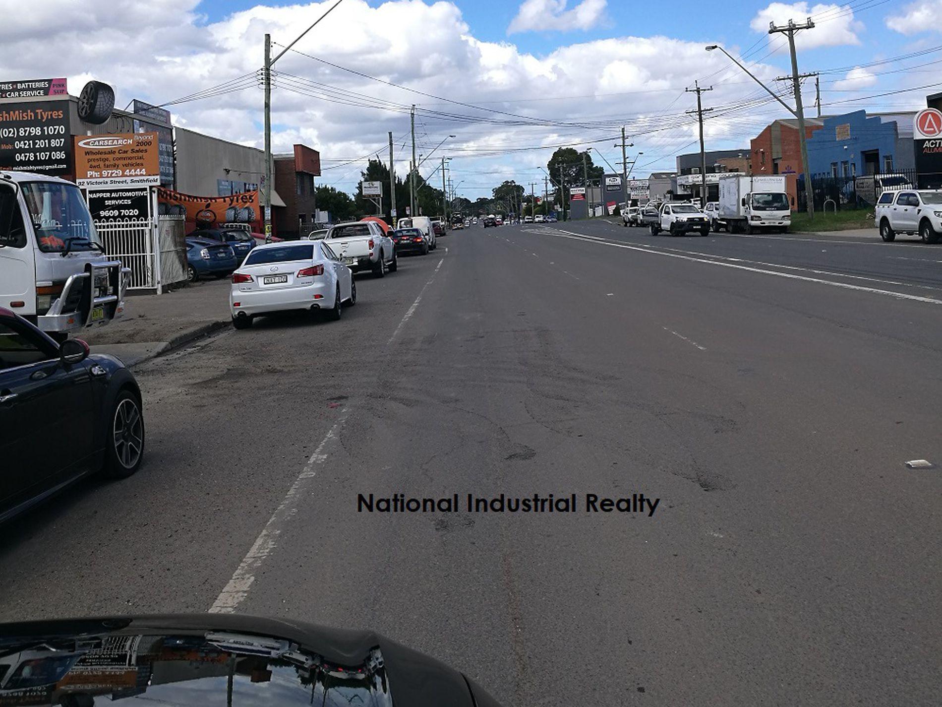 81 Market Street, Smithfield