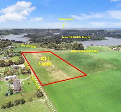 Lot 4, Koroit - Port Fairy Road, Koroit