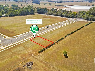 Lot 179, Mills Road, Warragul