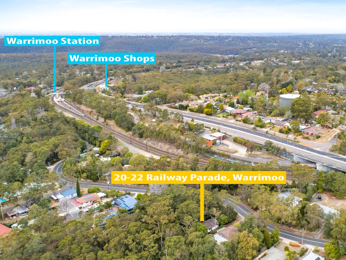 20-22 Railway Parade, Warrimoo