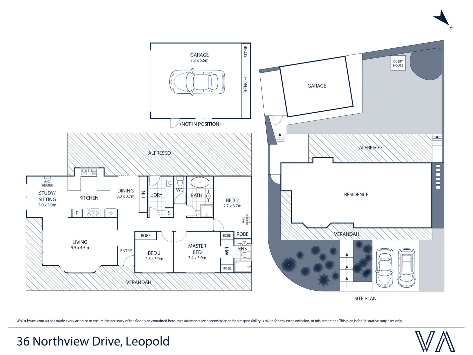 36 Northview Drive, Leopold