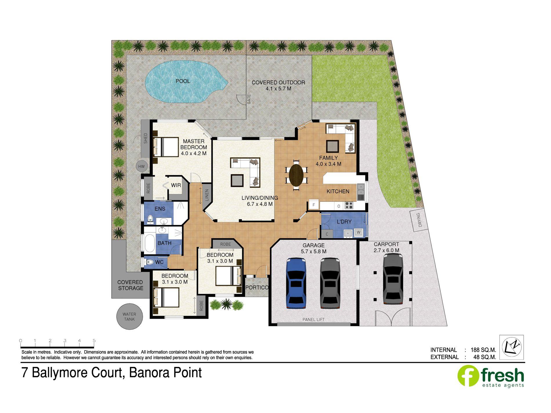 7 Ballymore Court, Banora Point
