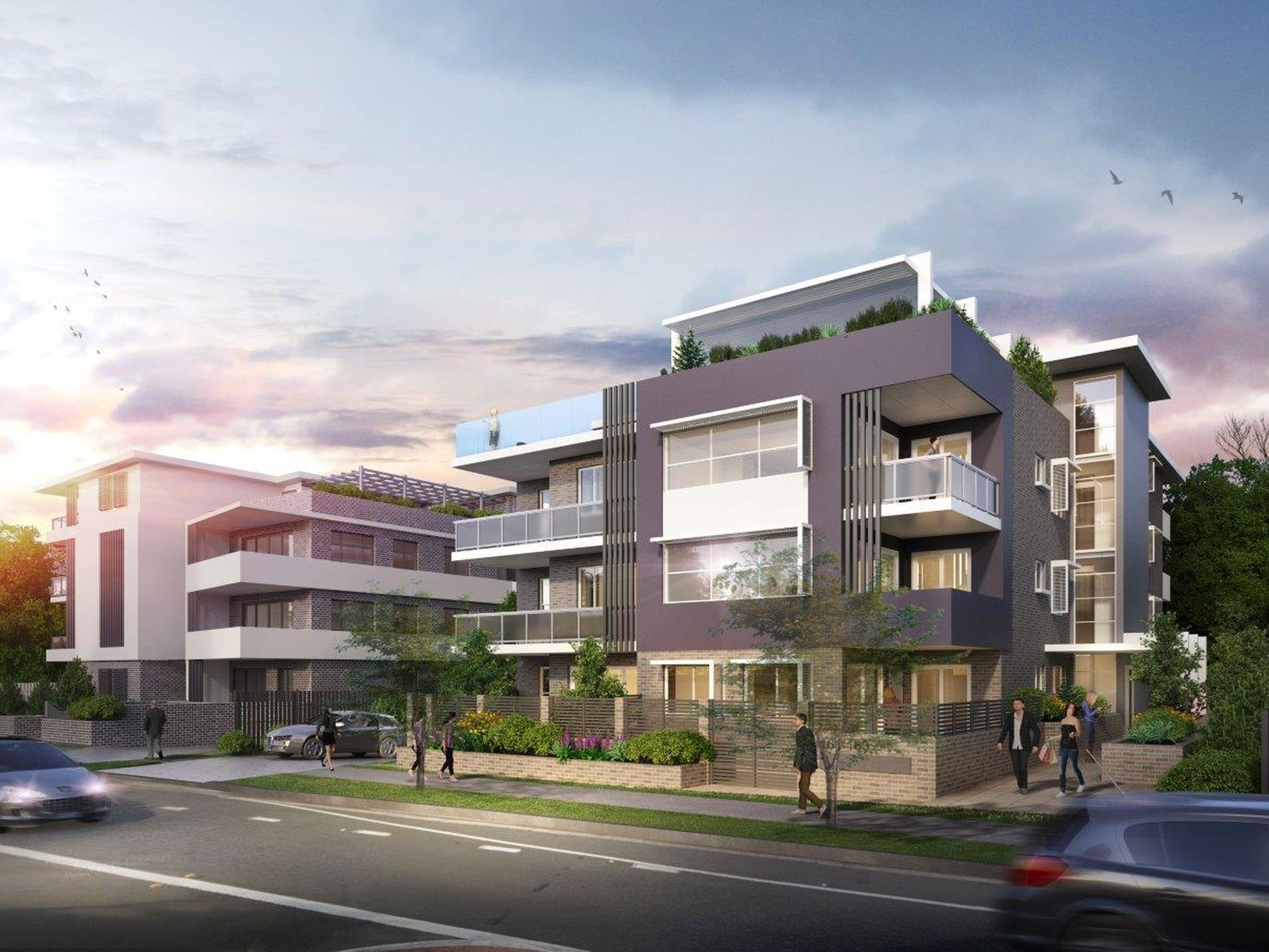 161 - 163 Pennant Street, Parramatta