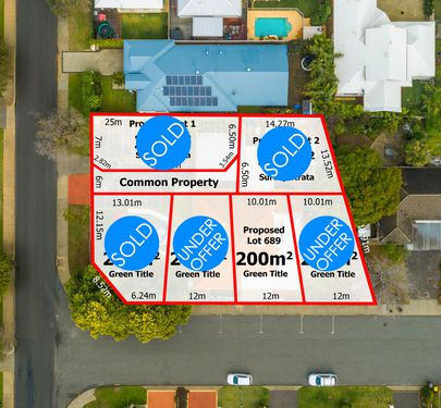 Lot 688, Troytown Way, Melville