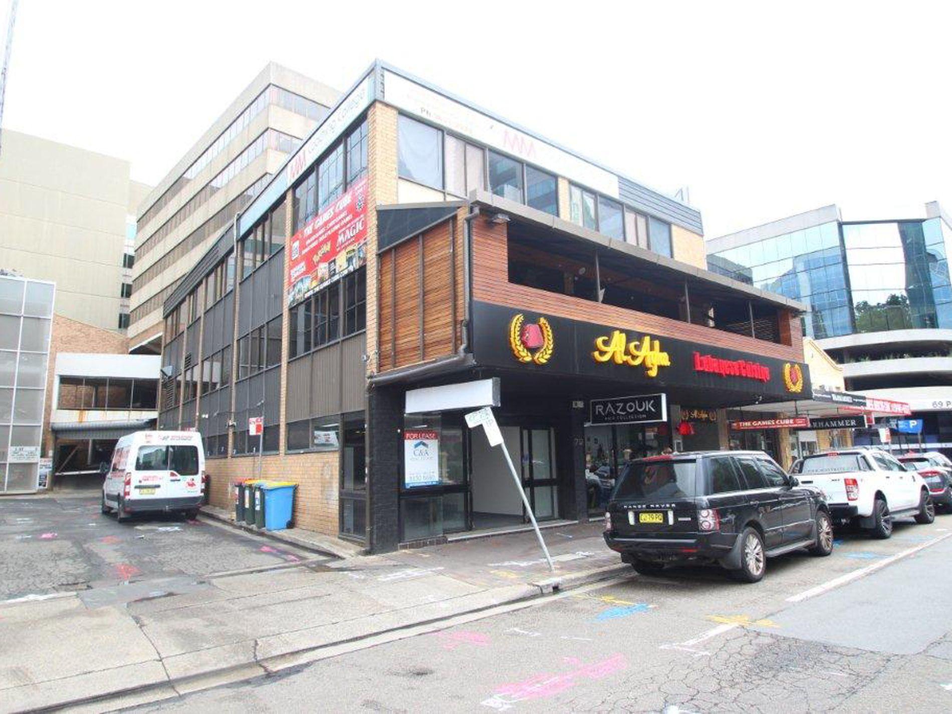 Shop 1 / 79-81 Phillip St, Parramatta