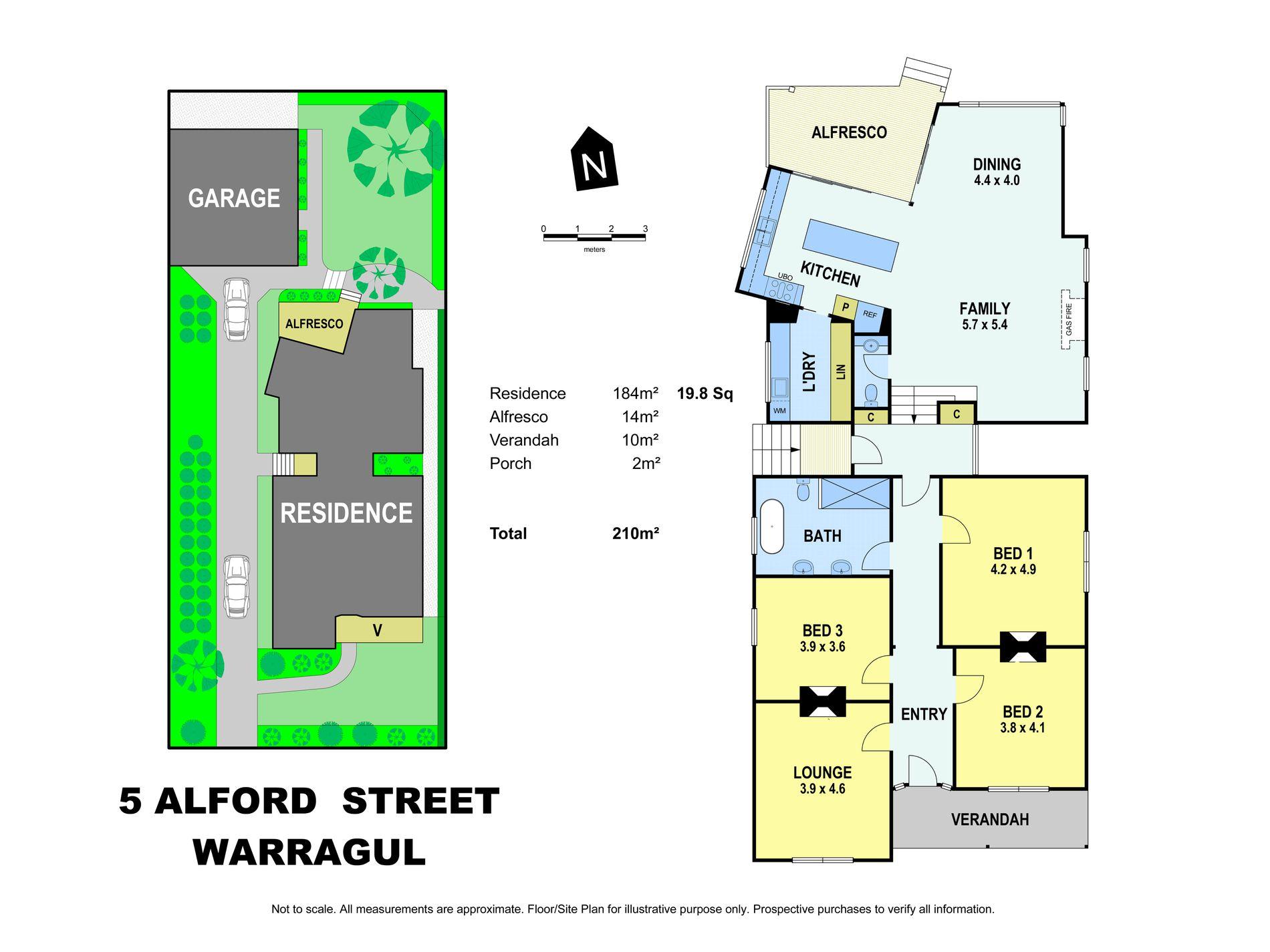 5 Alford Street, Warragul