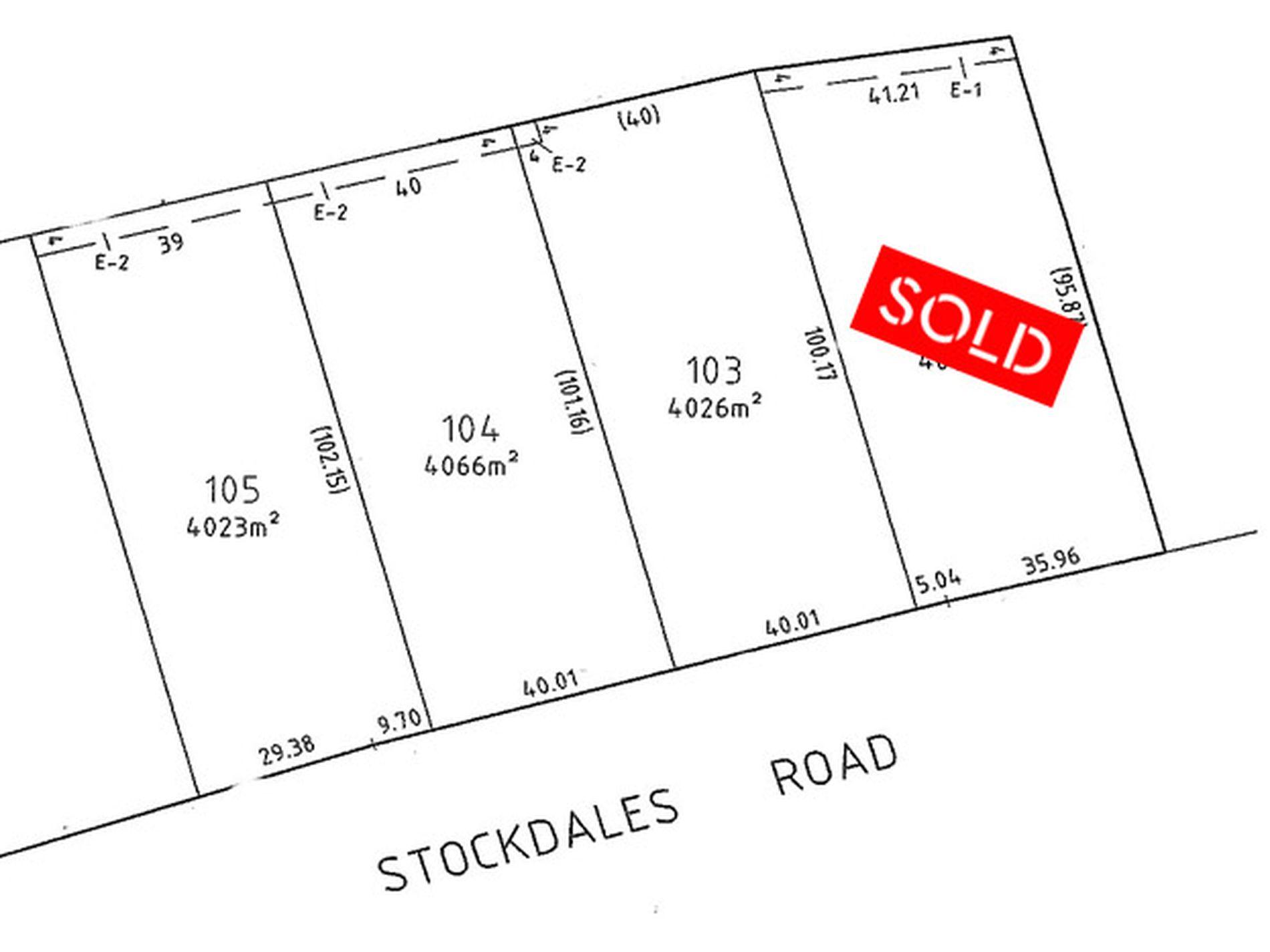 Lot 103, Stockdales Road, Warragul